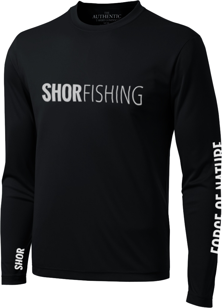 SHOR - HOODIE PRO PERFORMANCE MEN - BLACK