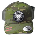 SHOR - CAMO GREEN RETRO TRUCKER CAP