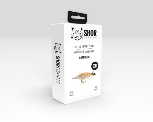 [SHFKT08] SHOR - FLY KIT - HORNBERG