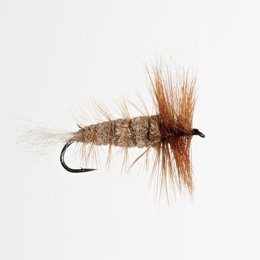 NEPTUNE FLIES - Brown Salmon Bomber (SALMON)