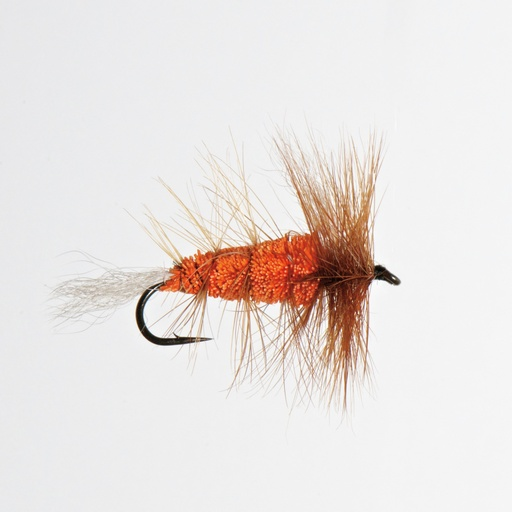 NEPTUNE FLIES - Orange Salmon Bomber (SALMON)