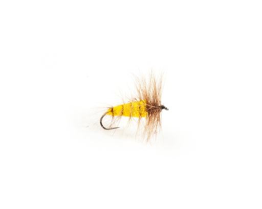 NEPTUNE FLIES - Yellow Salmon Bomber (SALMON)